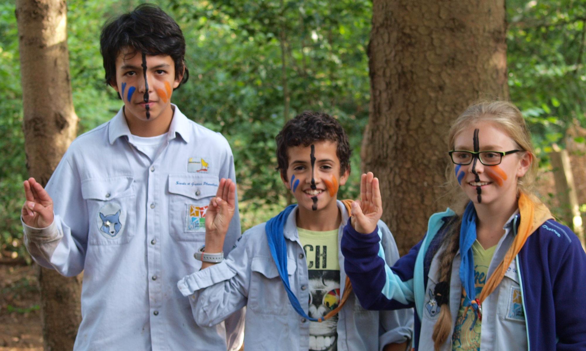 Scouts et Guides Pluralistes de Spa - 155 ieme